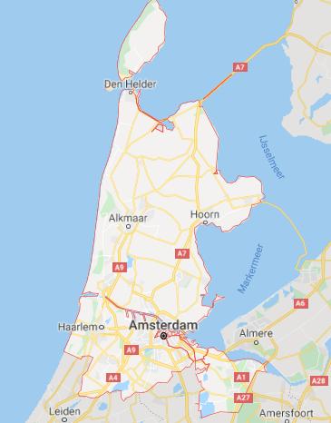 isolatie-noord-holland